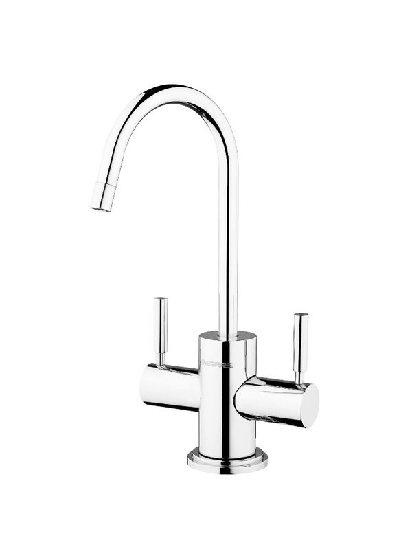 Water Filter Faucet Hot And Cold Everpure Ev9000 85 Polished