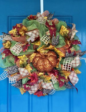 Fall Wreath for Sale in Youngsville, NC