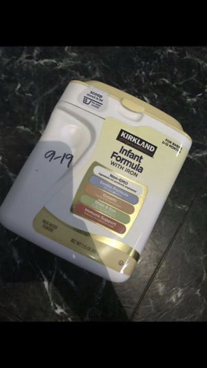 Infant formula for Sale in Seattle, WA