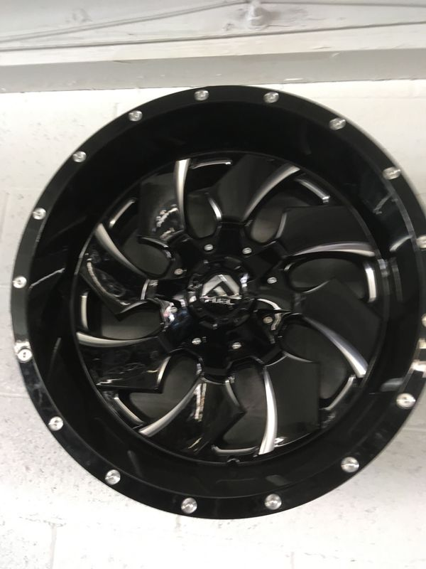 20 X10 Fuel Off Road Wheel And Tire Package For Sale In Bell Ca