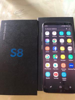 SAMSUNG GALAXY S8 LIBERADO 64GB for Sale in Herndon, VA