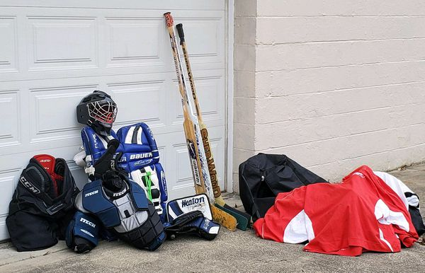 Hockey Goalie Gear For Sale In Pittsburgh Pa Offerup