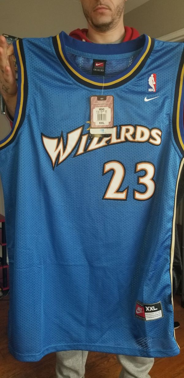 dc3cc58e5bc366 Michael Jordan Wizards Jersey 2XL for Sale in Louisville