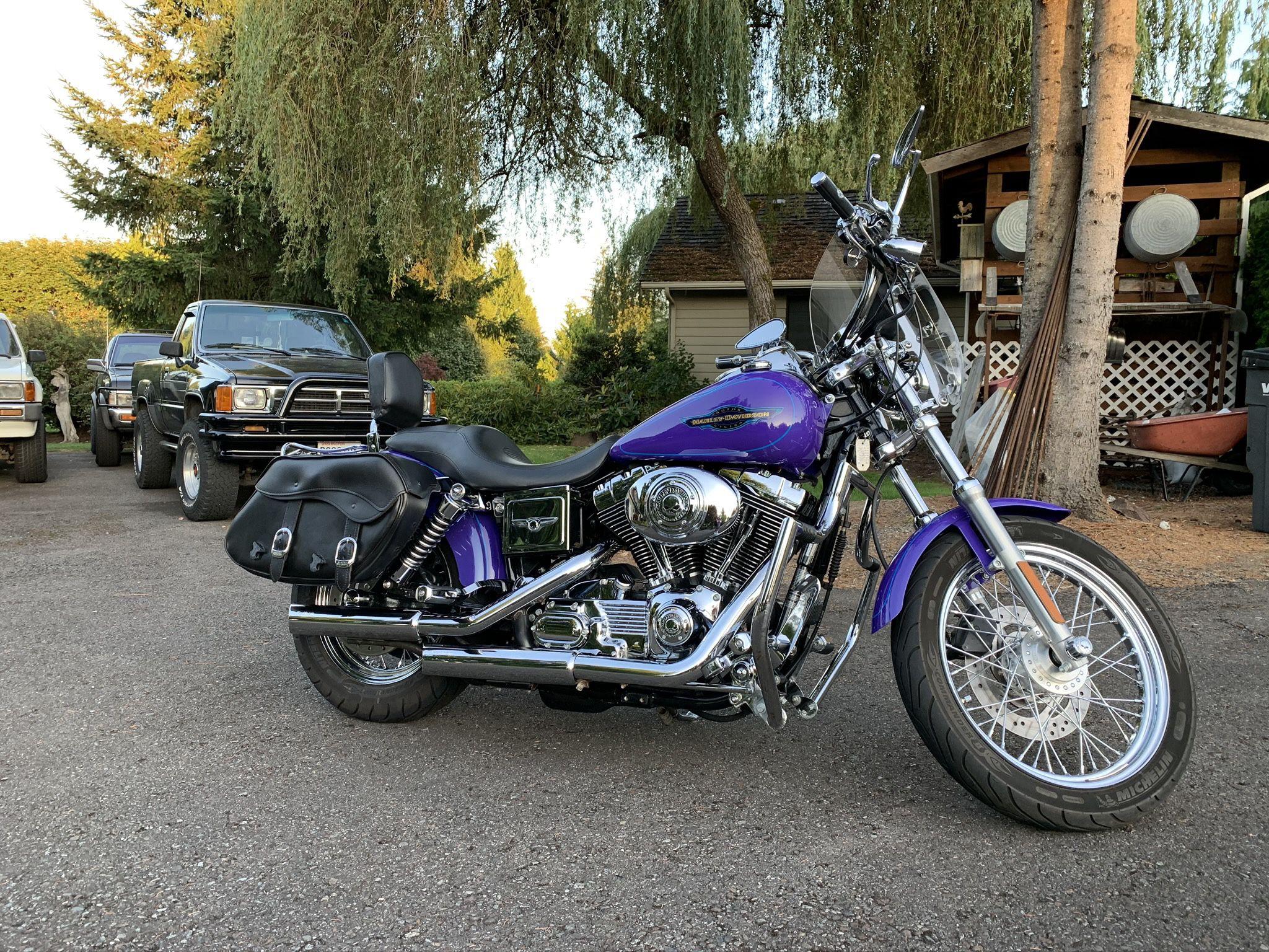 Photo 2005 Harley Davidson DYNA Lowrider FXR FXDL