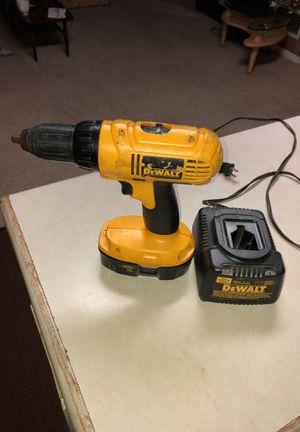 Drill de Walt para trabajo for Sale in Silver Spring, MD