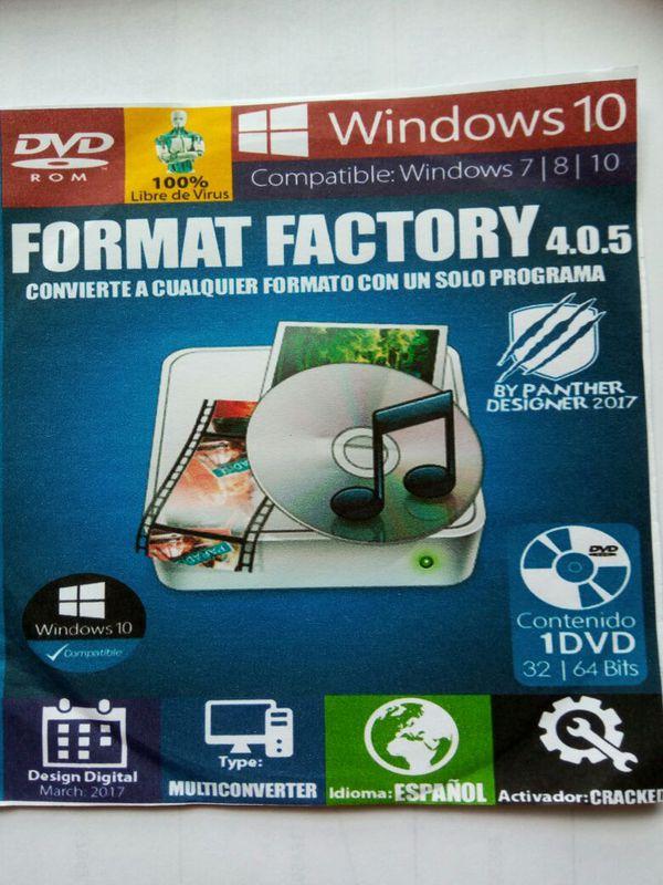 format factory 64 bits