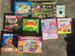 Collection of board games for Sale in Seattle, WA
