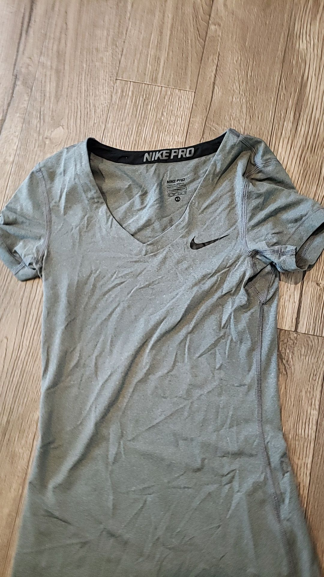 Nike Pro fitness shirt