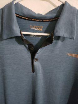 Copper Fit Polo Shirt Thumbnail