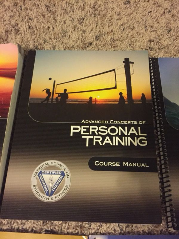 Ncsf Personal Training Certification For Sale In Oregon City Or