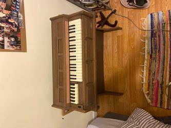 Audion Electric Wind Organ Thumbnail