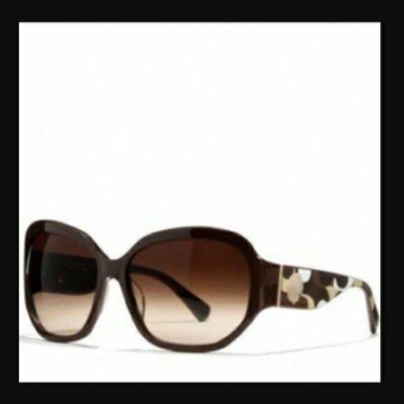 664b6634fa61b Coach Arabella S8025 brown sunglasses for Sale in Hemet
