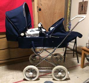 Emmaljunga stroller, bassinet, and carrier for Sale in Denver, CO