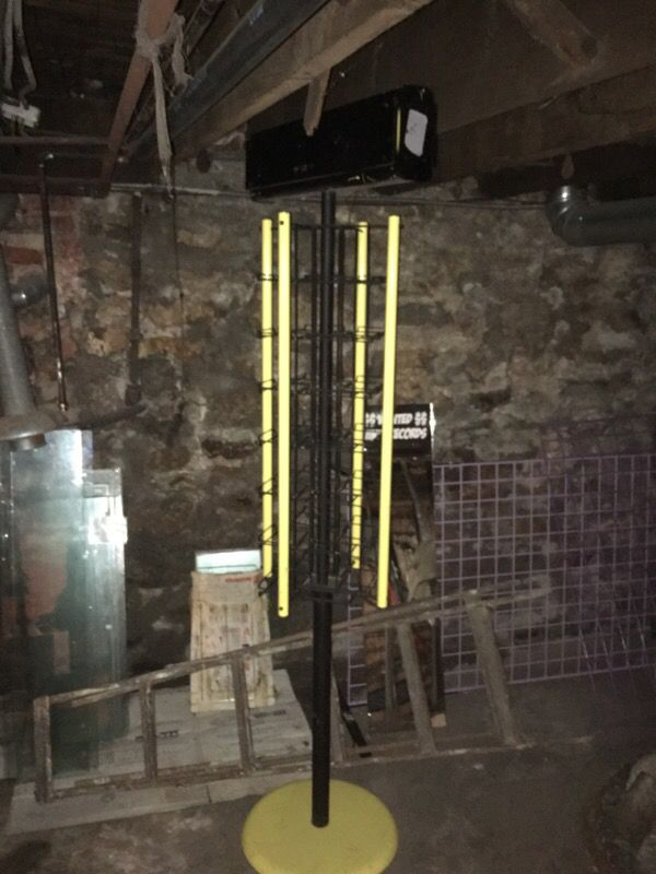 Retail Or Small Business Display Rack Store Fixture For Sale In Columbus