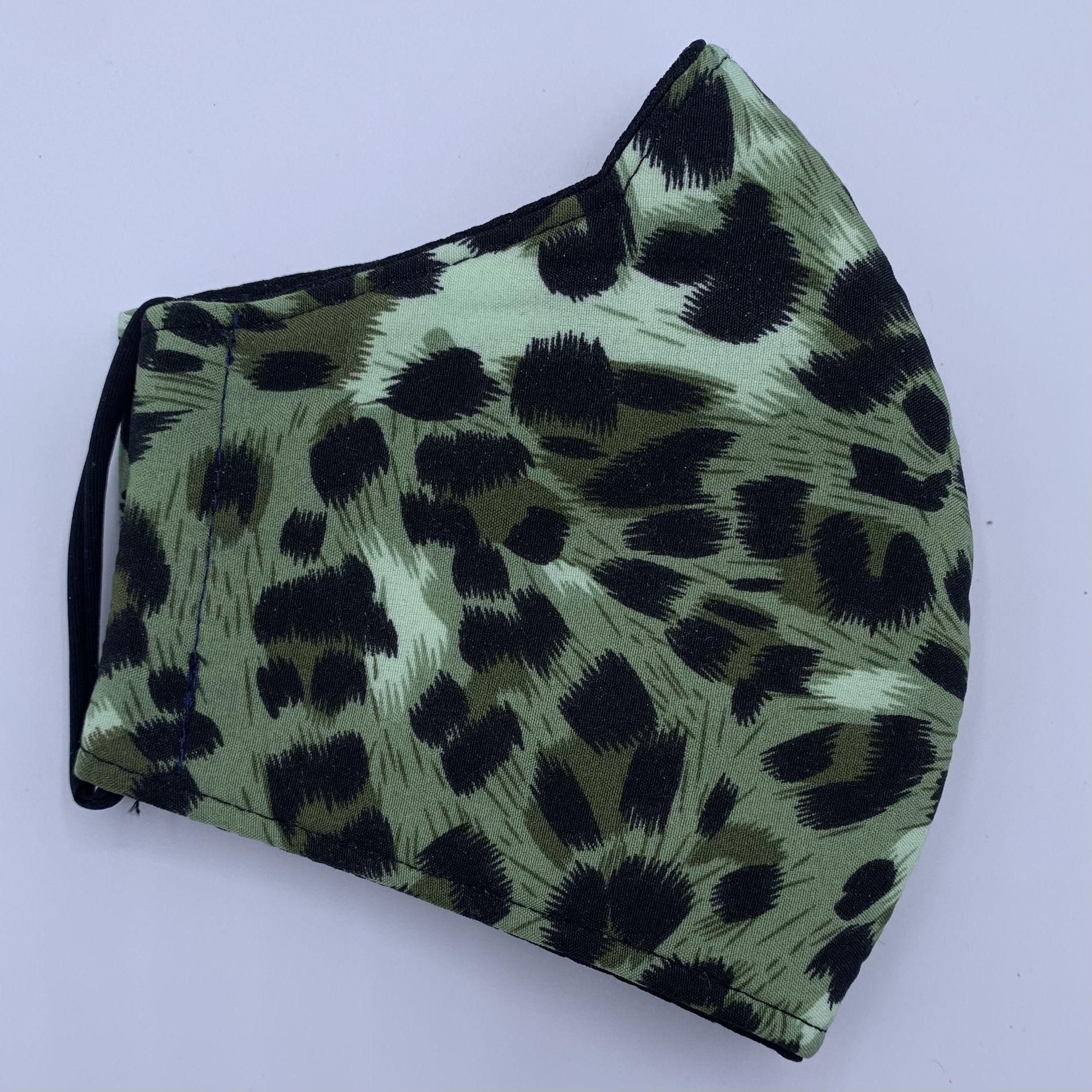 Green Animal FaceMask
