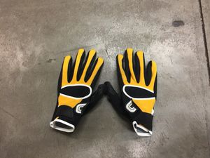 Cutters football gloves for Sale in St. Louis, MO