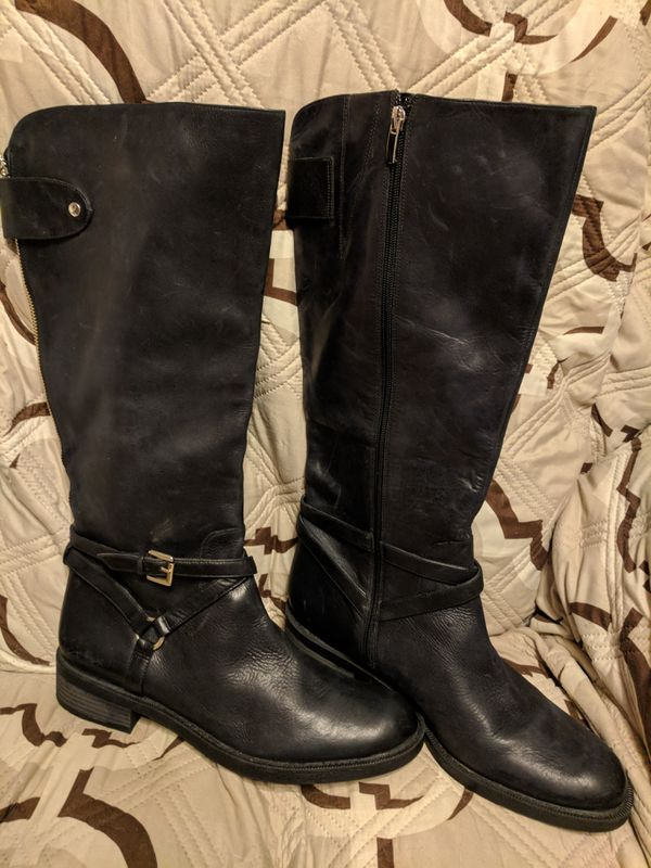 Enzo angiolini leather boots size 12 for Sale in Piedmont 0b44a88654e0
