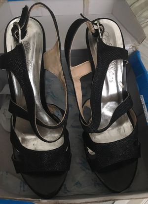 Black sparkle hills size 9 5' for Sale in Silver Spring, MD