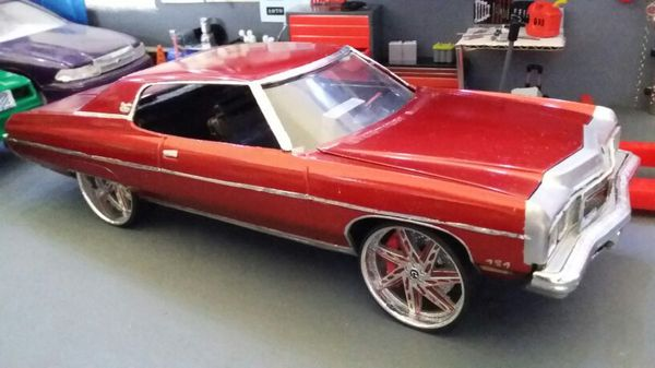 73 Caprice Donk Model For Sale In Indianapolis In Offerup