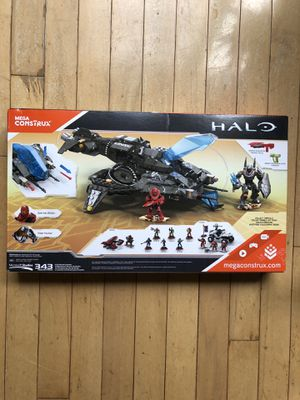 Halo 5 Warzone Wasp Strike Mega Construx Building Set for Sale in Rockville, MD