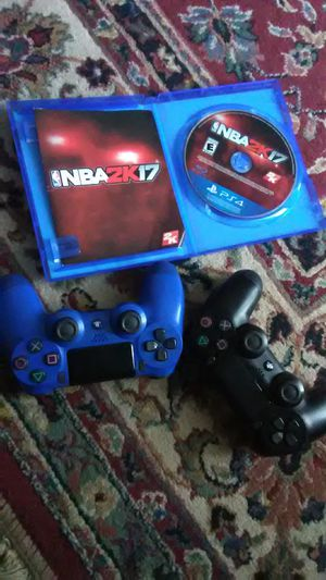 PS4 Remote and a Game for Sale in Atlanta, GA
