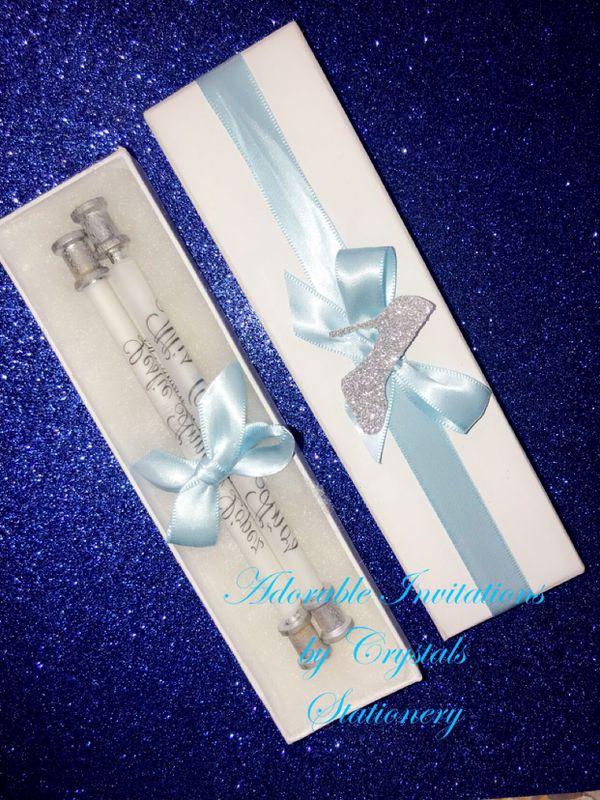 Cinderella Themed Scrolled Box Wedding Ir Quinceanera Invitation De La Cenicienta Rollada En Caja Para O Bodas For Sale In Fort