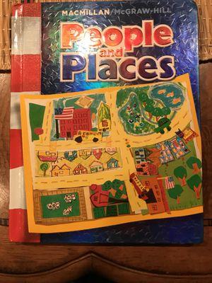 1st grade social studies Textbook for Sale in Fairfax, VA