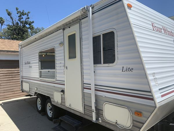 2005 four winds 20 foot travel trailer express lite for ...