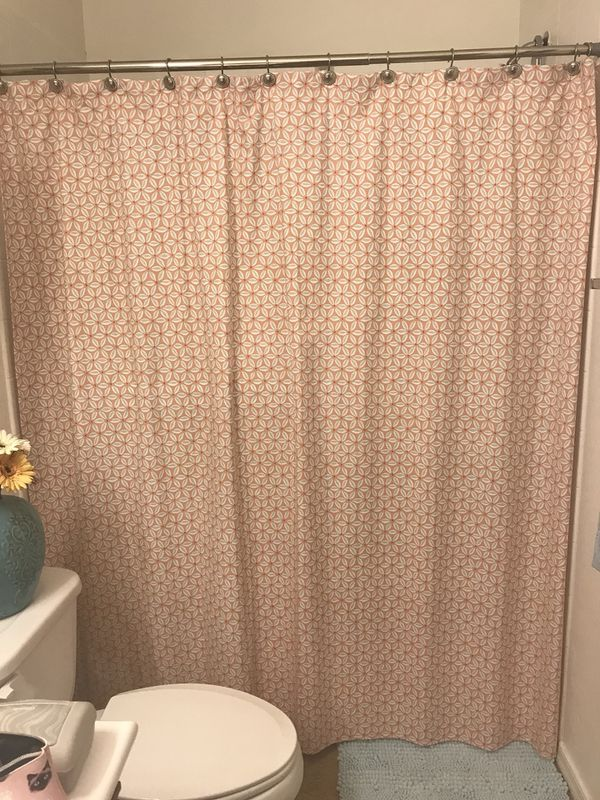 Shower Curtain And Matching Rugs For Sale In Chandler Az Offerup