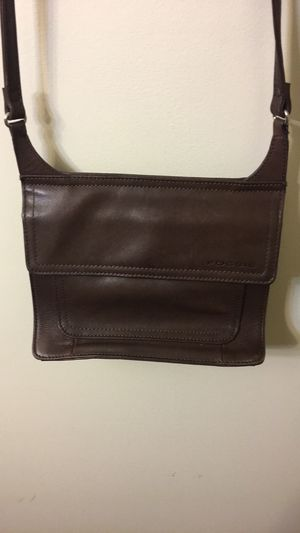 Photo Fossil Leather Purse