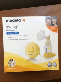 Medela breast pump Thumbnail