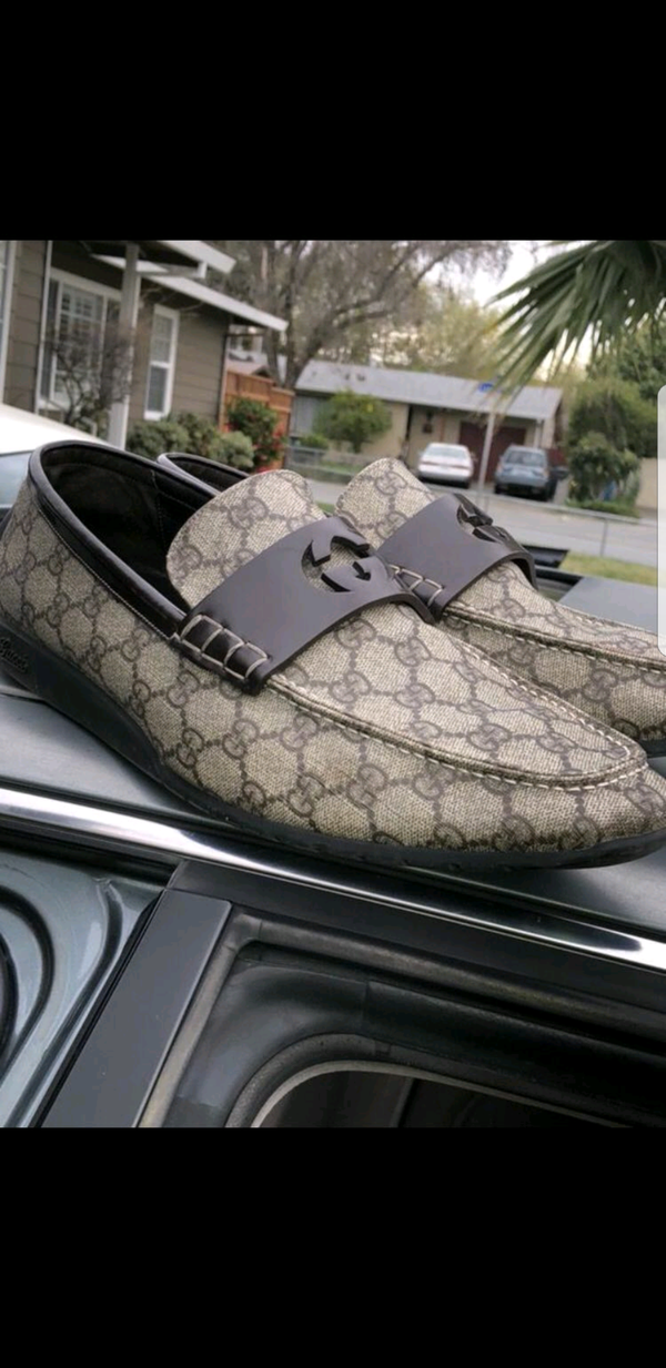 a008e4bfd72 gucci shoes size 13 1 2 for Sale in Hayward
