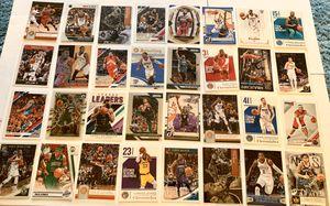 Photo Panini Basketball - NBA Stars - 32 card lot - Lebron James, Giannis Antetokounmpo, Kawhi Leonard, Damian Lillard, James Harden and more