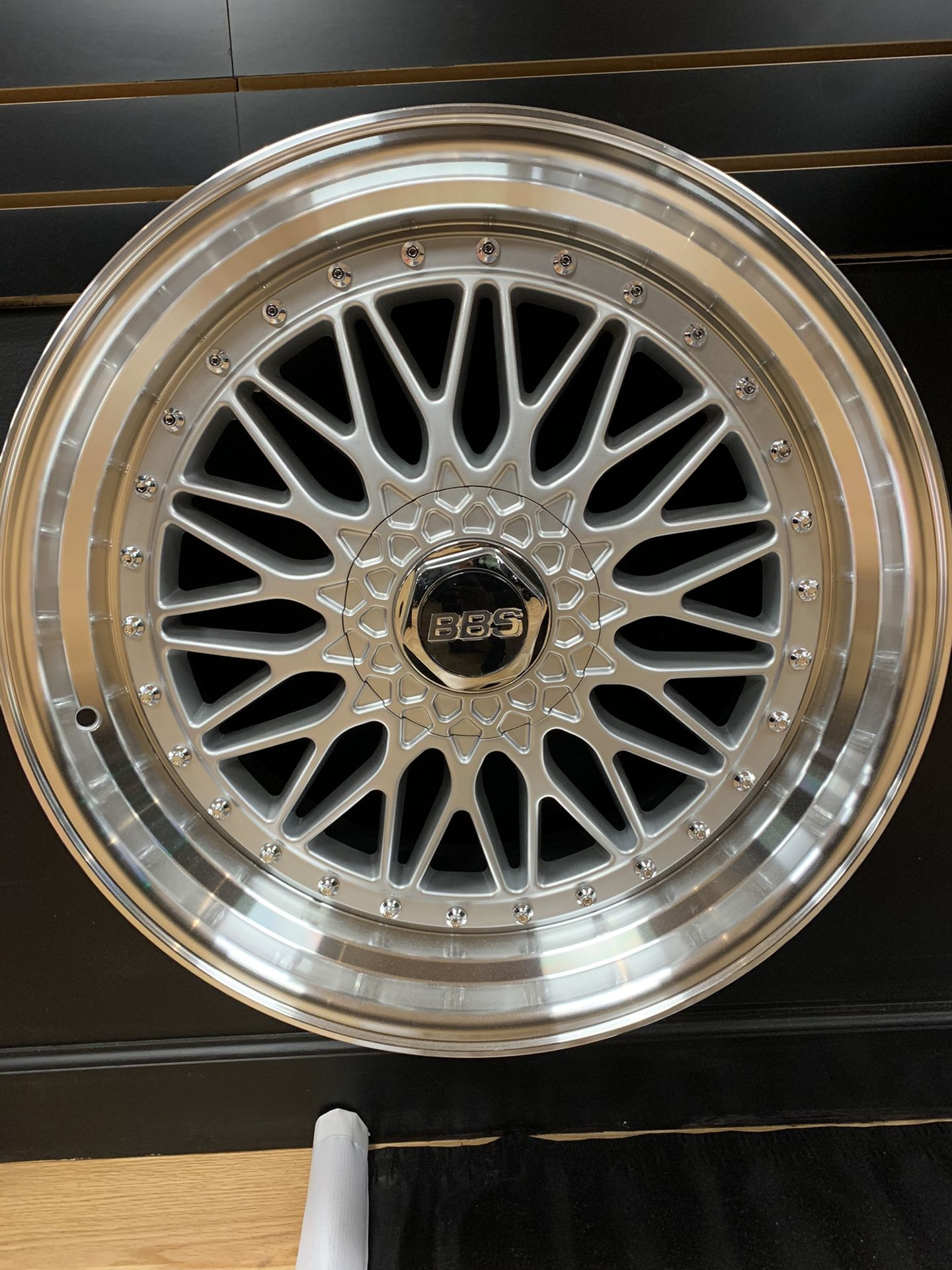"""20"""" BBS WHEELS ( No Credit Check Finance Available Only $40 Down )"""