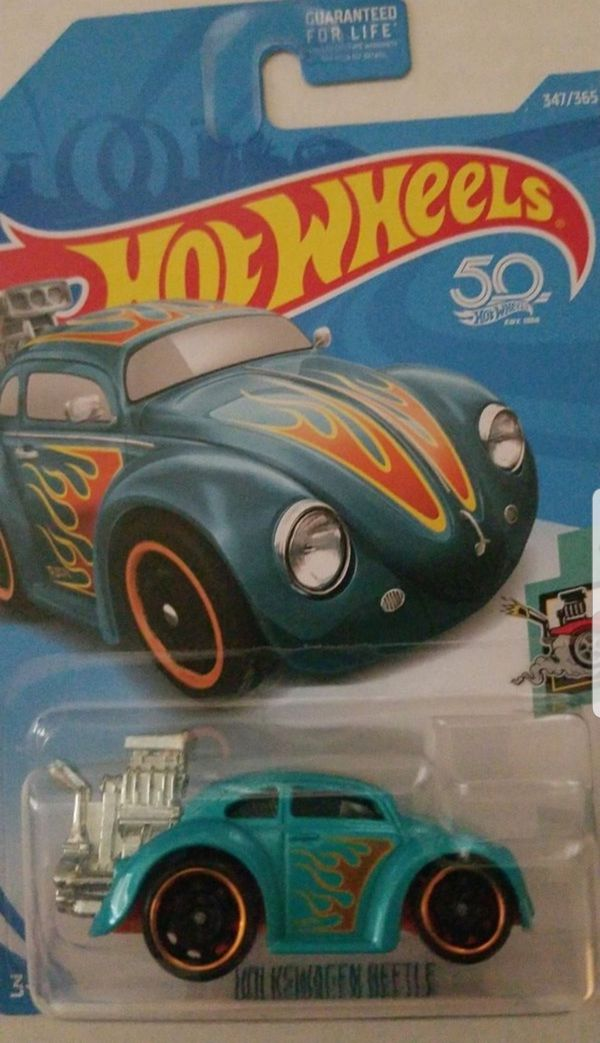New Hot Wheels VW Beetle Volkswagen Tooned for Sale in San Bernardino, CA -  OfferUp