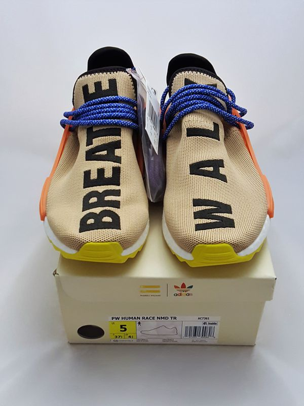 494490d32 Adidas PW Human Race NMD TR Nude Pharrell Williams for Sale in Federal Way