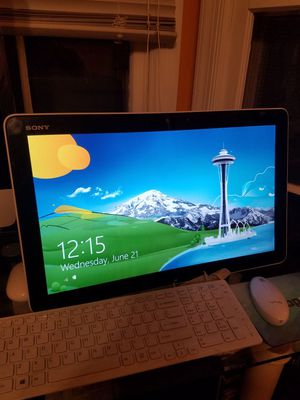 Sony SVJ202A11L touchscreen for Sale in Annandale, VA