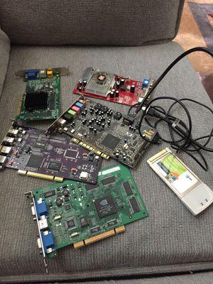 Computer parts for Sale in Modesto, CA