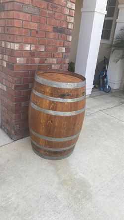 Wine barrel Thumbnail