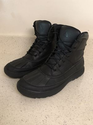 Nike ACG boots men's size 10.5 for Sale in Gaithersburg, MD