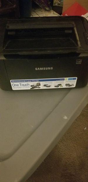 Samsung printer for Sale in San Jacinto, CA