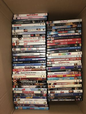 Huge Movie Collection For Sale For Sale In Villa Park Ca Offerup
