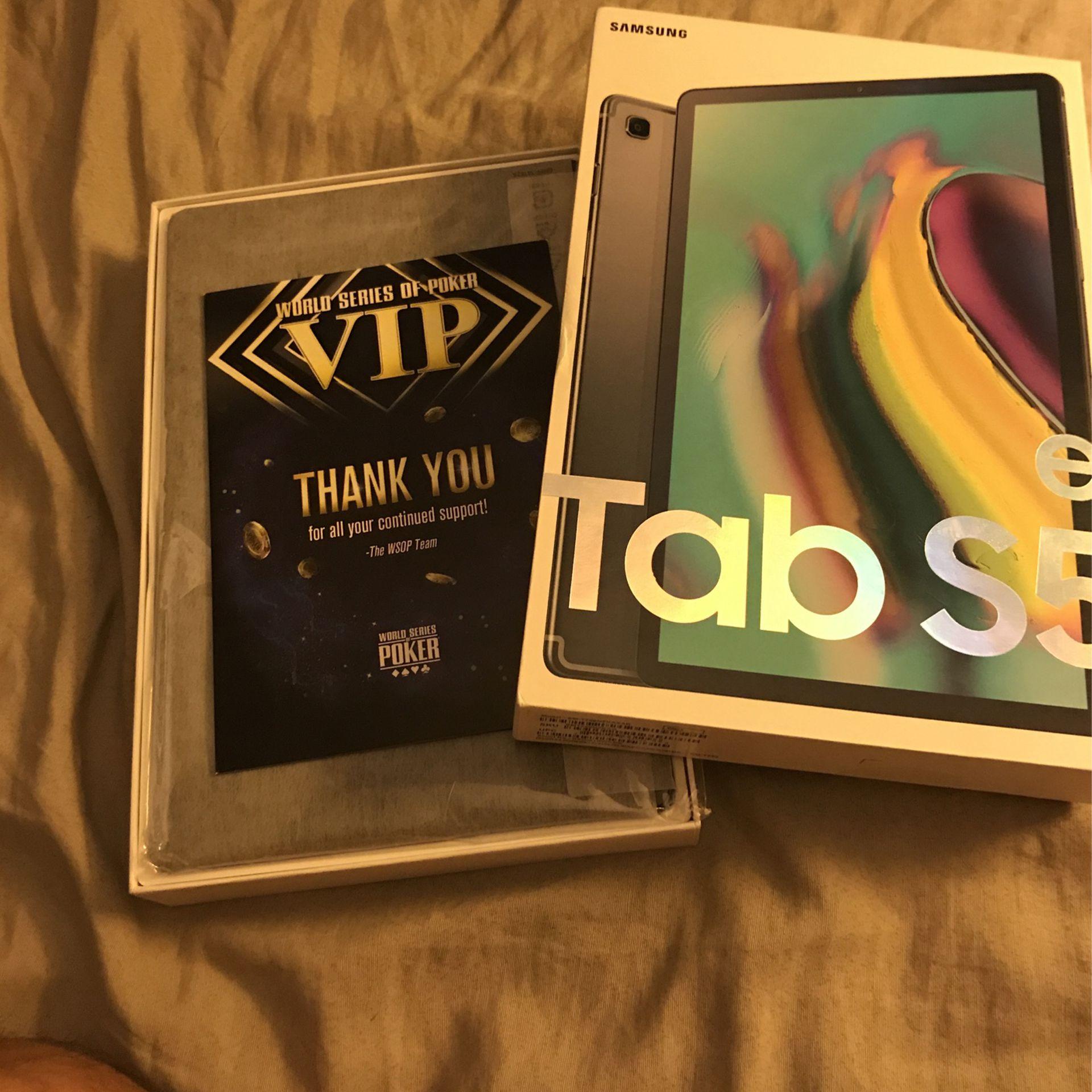 Galaxy Tablet S5e