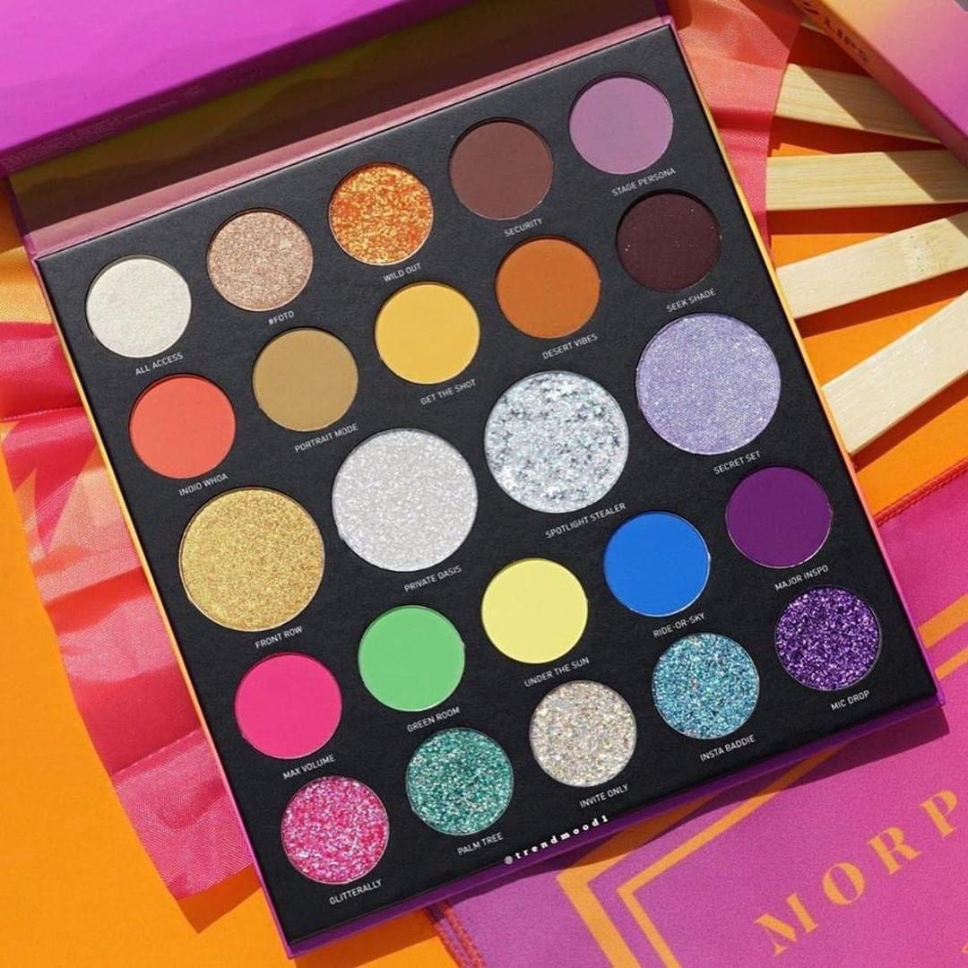 Morphe Limited Edition Eyeshadow Palette