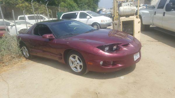 2001 Pontiac Firebird V6 For Sale In Ontario Ca Offerup