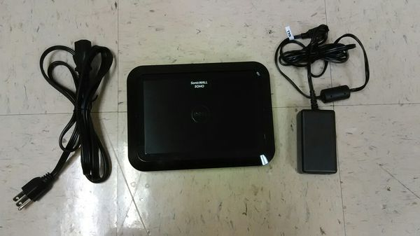 Dell Sonicwall Soho Firewall Model APL31-0B9 for Sale in Tampa, FL - OfferUp