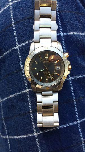 Sekio kinetics men's watch.item still available for Sale in Kenbridge, VA