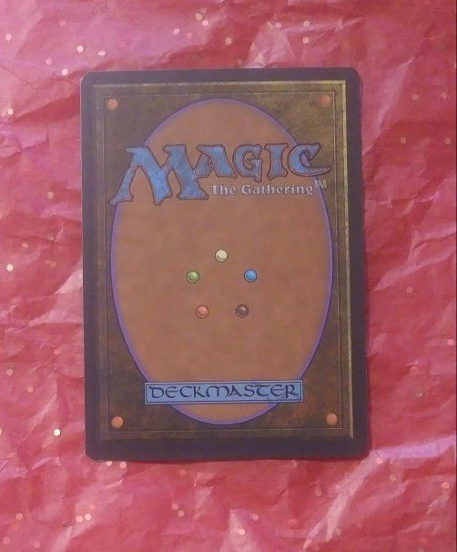 MTG 1995 Indestructible Aura Instant Mark Poole Vintage Magic The Gathering Card Game Wizards Of The Coast Collectible