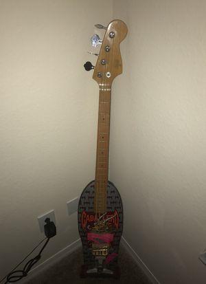 Bass guitar. Skate bass Powell Peralta for Sale in Orlando, FL