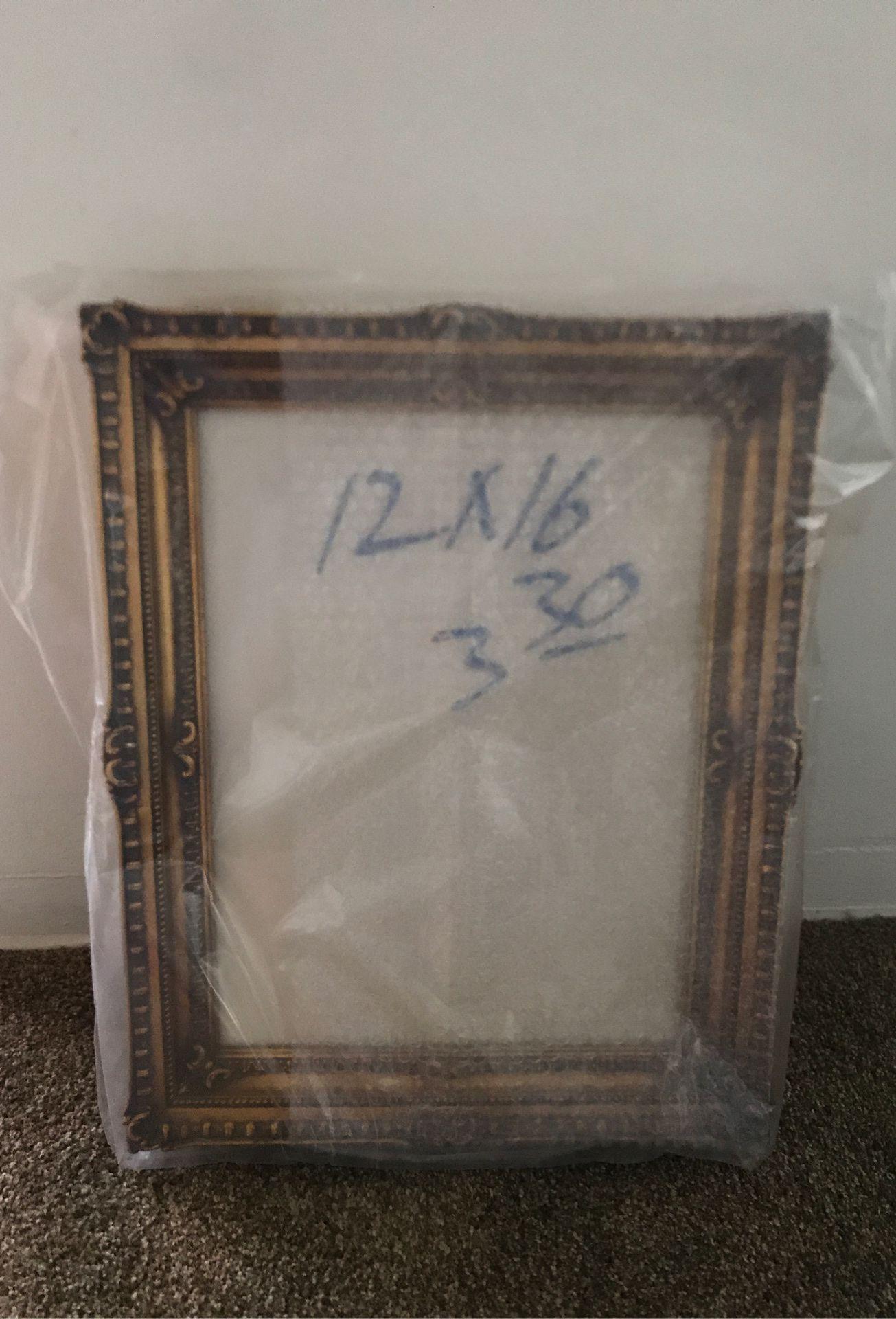 2 Vintage 50s Frames
